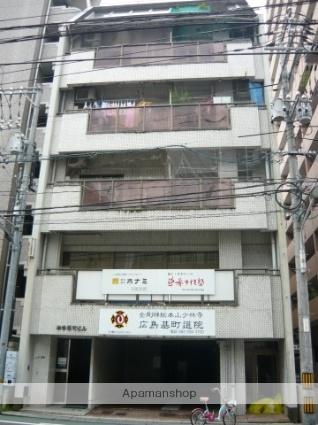 広島県広島市中区、本川町駅徒歩5分の築36年 6階建の賃貸マンション