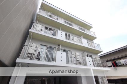 広島県広島市東区、新白島駅徒歩11分の新築 4階建の賃貸マンション