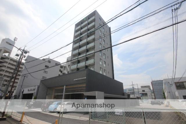 広島県広島市西区、東高須駅徒歩14分の築2年 10階建の賃貸マンション