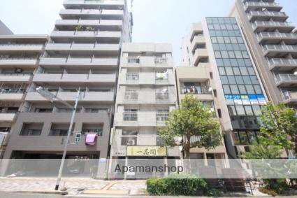 広島県広島市中区、日赤病院前駅徒歩8分の築38年 7階建の賃貸マンション