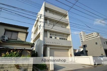 広島県広島市西区、観音町駅徒歩15分の築42年 4階建の賃貸マンション