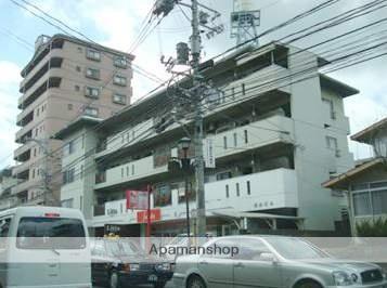 広島県広島市安佐南区、大町駅徒歩10分の築36年 4階建の賃貸マンション