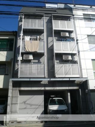 広島県広島市南区、的場町駅徒歩13分の築26年 5階建の賃貸マンション