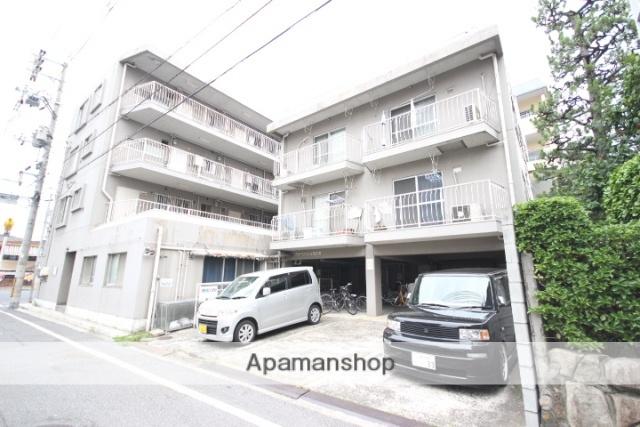 広島県広島市中区、舟入川口町駅徒歩8分の築46年 4階建の賃貸マンション