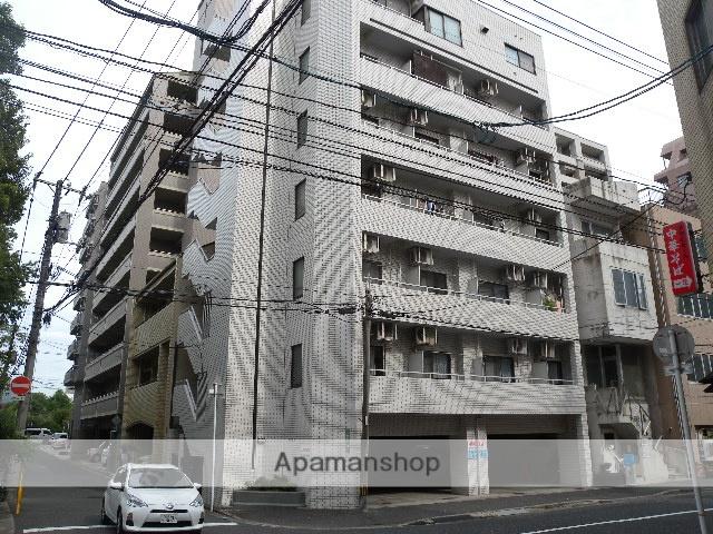 広島県広島市中区、原爆ドーム前駅徒歩7分の築31年 7階建の賃貸マンション