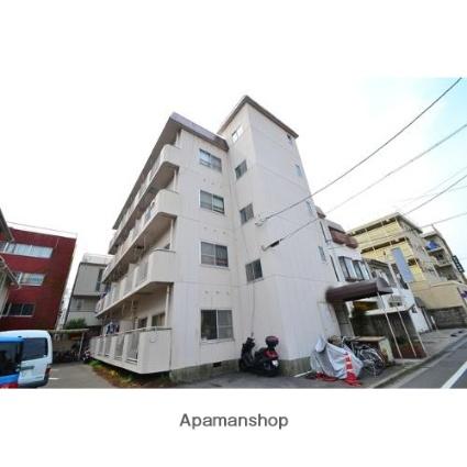広島県広島市南区の築37年 4階建の賃貸マンション