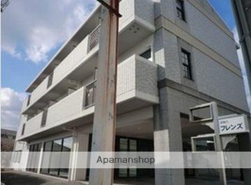 広島県広島市西区、井口駅徒歩15分の築20年 3階建の賃貸マンション