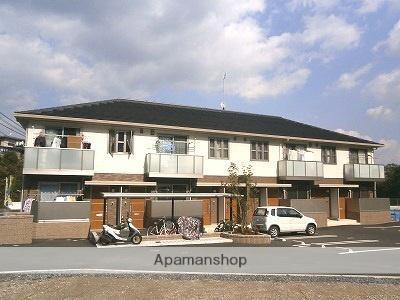 広島県広島市安佐南区、安芸長束駅徒歩18分の築3年 2階建の賃貸アパート