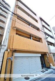 広島県広島市東区、広島駅徒歩11分の築22年 5階建の賃貸マンション