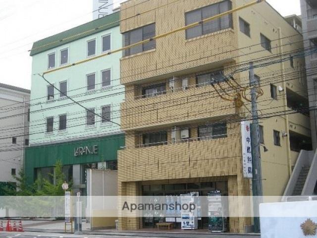 広島県広島市西区、高須駅徒歩14分の築32年 4階建の賃貸マンション