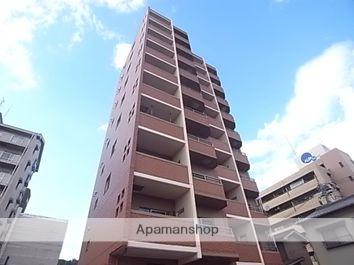 広島県広島市西区、西広島駅徒歩10分の築9年 10階建の賃貸マンション