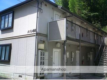 広島県広島市東区、白島駅徒歩29分の築23年 2階建の賃貸アパート