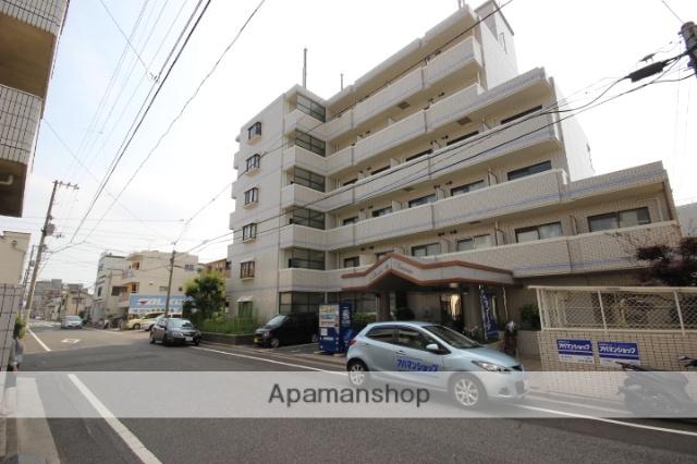 広島県広島市中区、舟入南町駅徒歩16分の築28年 6階建の賃貸マンション