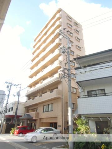 広島県広島市東区、広島駅徒歩7分の築14年 10階建の賃貸マンション