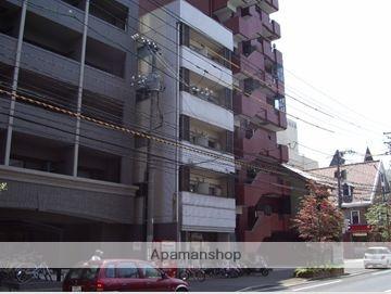 広島県広島市西区、横川駅徒歩6分の築31年 5階建の賃貸マンション