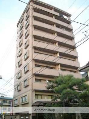 広島県広島市安佐南区、大町駅徒歩10分の築17年 10階建の賃貸マンション