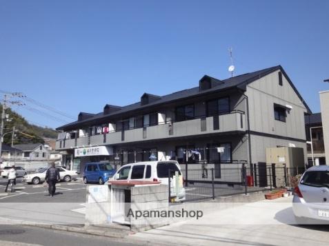 広島県広島市安佐南区、古市橋駅徒歩8分の築22年 2階建の賃貸アパート