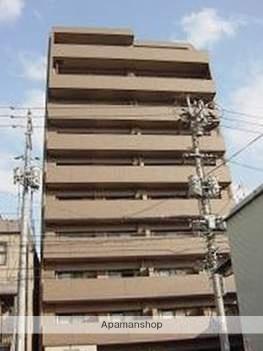 広島県広島市安佐南区、下祇園駅徒歩2分の築15年 10階建の賃貸マンション