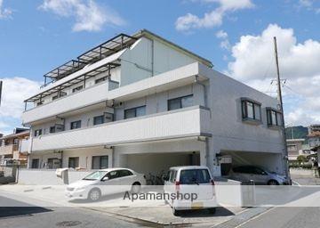 広島県広島市安佐南区、西原駅徒歩14分の築21年 4階建の賃貸マンション
