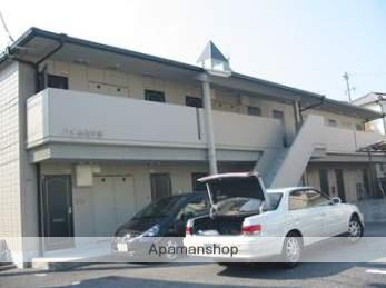 広島県広島市安佐南区、古市橋駅徒歩12分の築20年 2階建の賃貸アパート