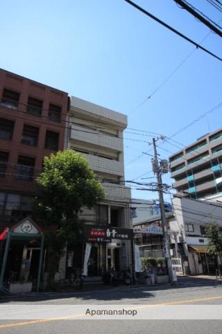 広島県広島市中区、市役所前駅徒歩9分の築30年 5階建の賃貸マンション