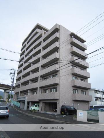 広島県広島市東区、白島駅徒歩14分の築15年 10階建の賃貸マンション