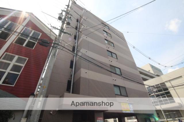 広島県広島市中区、舟入町駅徒歩10分の築21年 7階建の賃貸マンション