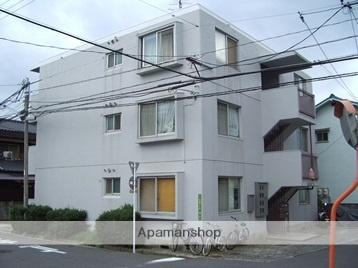 広島県広島市中区、舟入川口町駅徒歩11分の築38年 3階建の賃貸マンション