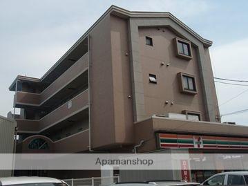 広島県広島市安佐南区、下祇園駅徒歩9分の築21年 4階建の賃貸マンション