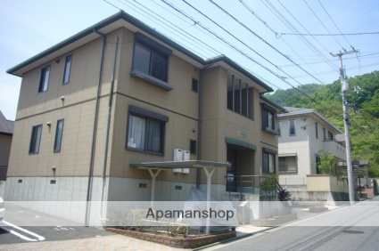 広島県広島市西区、東高須駅徒歩21分の築13年 2階建の賃貸アパート