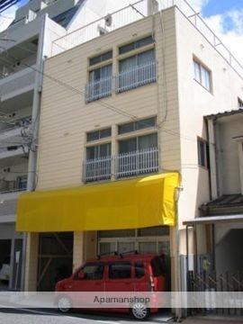 広島県広島市中区、比治山下駅徒歩9分の築47年 3階建の賃貸マンション
