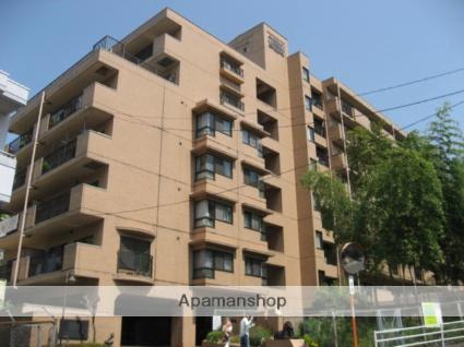 広島県広島市東区、広島駅徒歩20分の築30年 7階建の賃貸マンション