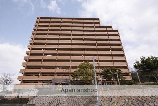 広島県広島市東区の築25年 14階建の賃貸マンション