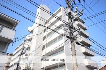 広島県広島市南区、天神川駅徒歩12分の築27年 7階建の賃貸マンション