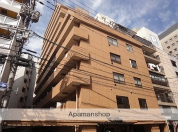 広島県広島市中区、市役所前駅徒歩6分の築32年 11階建の賃貸マンション