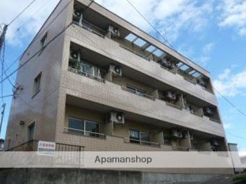 広島県広島市西区、新井口駅徒歩5分の築28年 3階建の賃貸マンション
