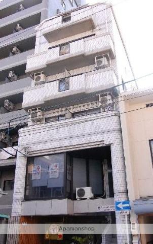 広島県広島市西区、横川駅駅徒歩6分の築28年 6階建の賃貸マンション