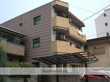 広島県広島市南区、向洋駅徒歩16分の築32年 3階建の賃貸マンション