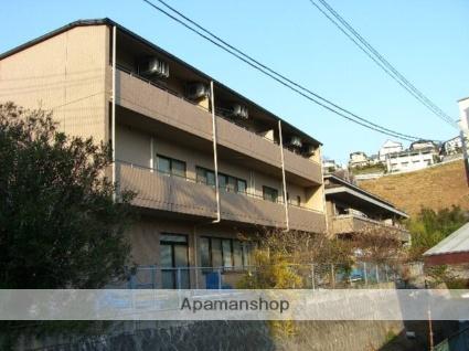広島県広島市西区、西広島駅徒歩25分の築20年 3階建の賃貸マンション