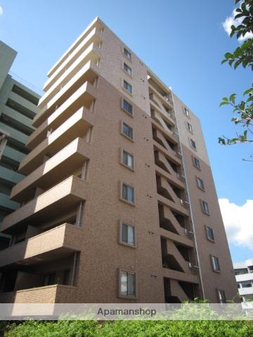 広島県広島市西区、横川駅駅徒歩7分の築10年 10階建の賃貸マンション