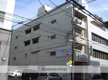 広島県広島市中区、本川町駅徒歩2分の築43年 4階建の賃貸マンション