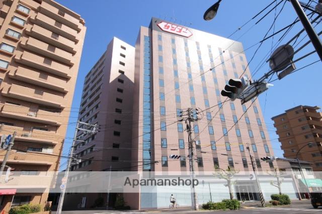 広島県広島市西区、観音町駅徒歩5分の築9年 14階建の賃貸マンション