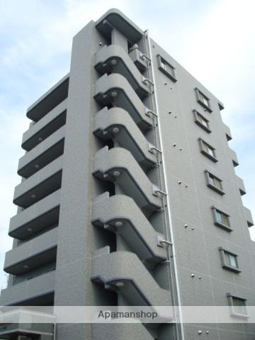 広島県広島市南区、広島駅徒歩38分の築10年 8階建の賃貸マンション