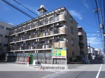 広島県広島市南区、広島駅徒歩29分の築27年 4階建の賃貸マンション