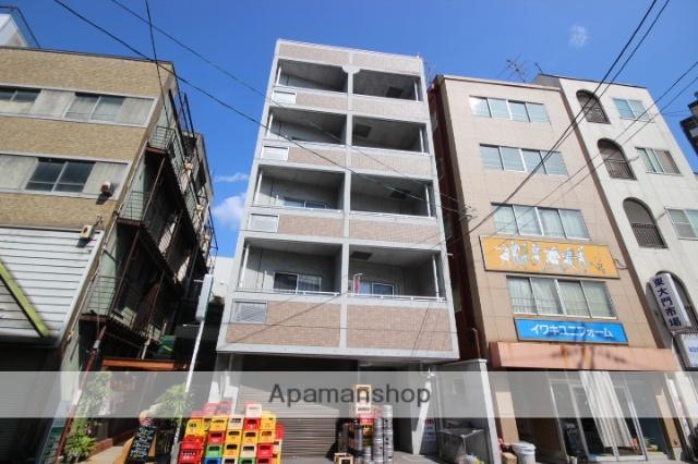 広島県広島市中区、銀山町駅徒歩7分の築9年 6階建の賃貸マンション