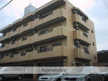 広島県広島市南区、南区役所前駅徒歩9分の築27年 4階建の賃貸マンション