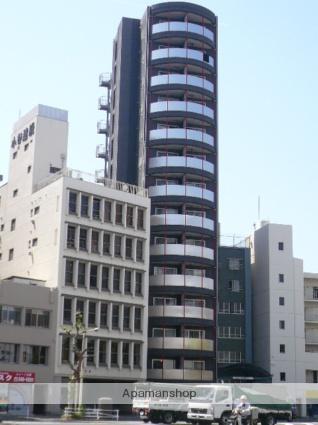 広島県広島市中区、日赤病院前駅徒歩9分の築10年 14階建の賃貸マンション