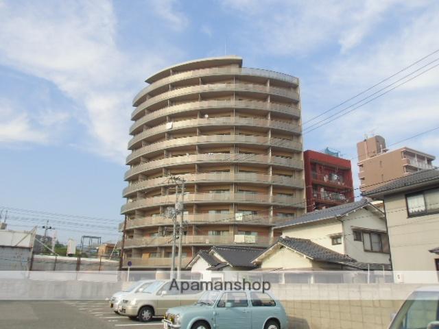 広島県広島市東区、天神川駅徒歩15分の築17年 12階建の賃貸マンション