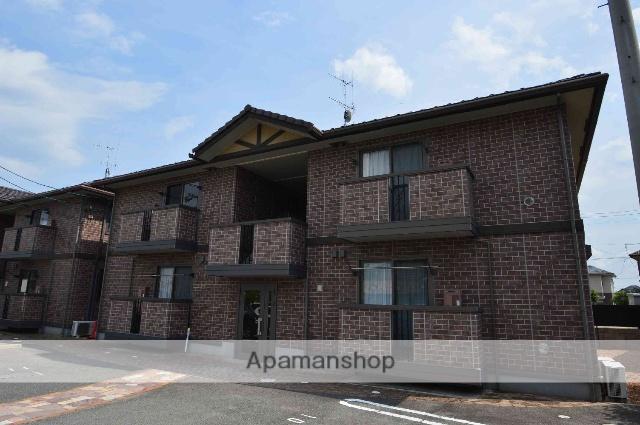 広島県東広島市、西条駅徒歩28分の築9年 2階建の賃貸アパート