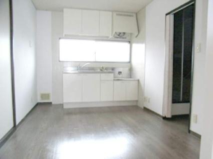 フレグランス田口[3DK/46.39m2]のキッチン